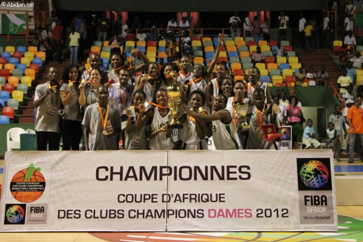 Basket-Afrique Clubs Champions: Interclube conforte son statut